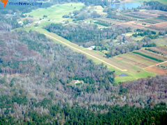 Aerial photo of 18GA (Sleepy Hollow Airport)