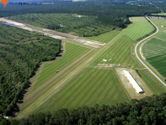 Aerial photo of 2GA2 (Swaids Field Airport)