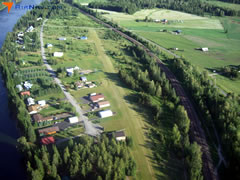 Aerial photo of ID75 (Riverlake Airport)