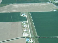 Aerial photo of ID68 (Green Acres Airport)