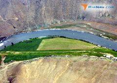 Aerial photo of 12ID (Flying B Ranch Landing Strip Airport)