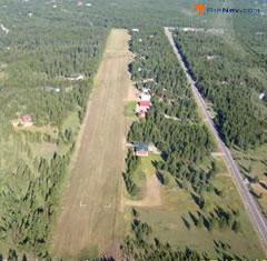 Aerial photo of ID22 (Treeport Airport)