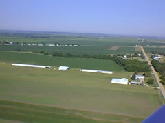 Aerial photo of 3H5 (Erie Air Park Ultralight Flightpark)