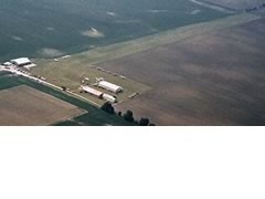 Aerial photo of 2K0 (Piatt County Airport)
