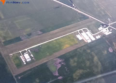 Aerial photo of 0C8 (Cushing Field Ltd Airport)