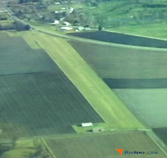 Aerial photo of 5K4 (Schuy-Rush Airport)