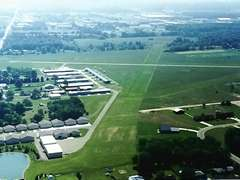 Aerial photo of 3C1 (Mishawaka Pilots Club Airport)