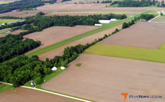 Aerial photo of 78I (Pam's Place Airport)