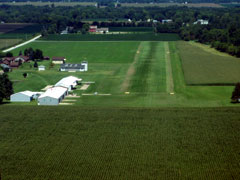 Aerial photo of 8I3 (Glenndale Airport)