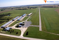 Aerial photo of C17 (Marion Airport)