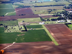 Aerial photo of 2K8 (Argonia Municipal Airport)