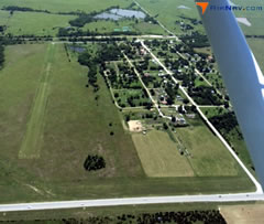 Aerial photo of 07S (Beaumont Hotel Airport)