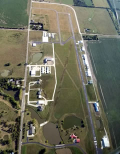 Aerial photo of K50 (Cook Airfield)