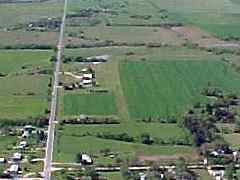 Aerial photo of 9K6 (Patty Field Airport)
