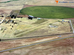 Aerial photo of 18K (Fowler Airport)