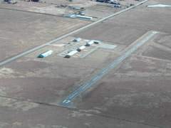 Aerial photo of 43K (Marion Municipal Airport)