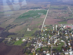 Aerial photo of 52K (Charles E Grutzmacher Municipal Airport)