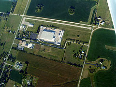 Aerial photo of 53K (Osage City Municipal Airport)