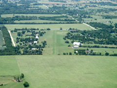 Aerial photo of 4KS7 (Butler Airpark)