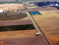 Aerial photo of 19S (Sublette Municipal Airport)