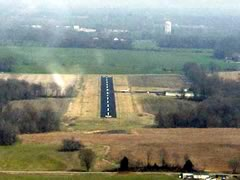 Aerial photo of 1M7 (Fulton Airport)