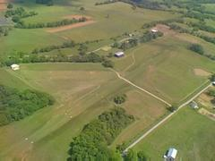Aerial photo of 2KY8 (Seldom Scene Airport)
