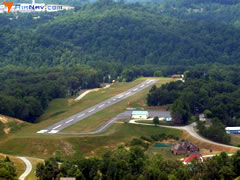 Aerial photo of 9I3 (West Liberty Airport)