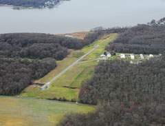 Aerial photo of W48 (Essex Skypark Airport)