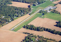 Aerial photo of W42 (Fallston Airport)