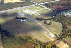 Aerial photo of W00 (Freeway Airport)