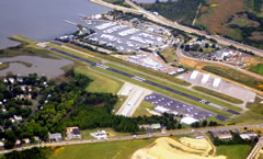 Aerial photo of W29 (Bay Bridge Airport)