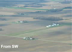 Aerial photo of 44G (Betz Airport)