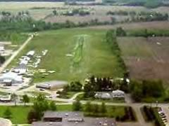 Aerial photo of 50G (Howard Nixon Memorial Airport)