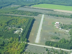 Aerial photo of Y87 (Empire Airport)