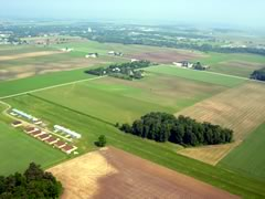 Aerial photo of 66G (Wm 'Tiny' Zehnder Field Airport)