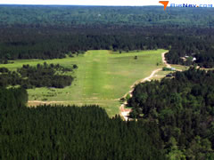Aerial photo of 5Y4 (Lost Creek Airport)