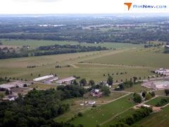 Aerial photo of 3NP (Napoleon Airport)