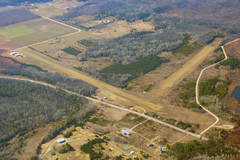 Aerial photo of 5D5 (Woolsey Memorial Airport)