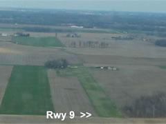 Aerial photo of 88G (Gradolph Field Airport)