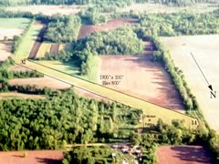 Aerial photo of 48G (Gavagan Field Airport)