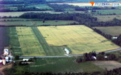 Aerial photo of D20 (Yale Airport)