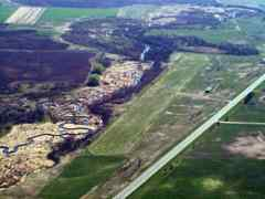 Aerial photo of 8Y5 (Clarissa Municipal Airport)