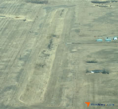 Aerial photo of 05Y (Henning Municipal Airport)
