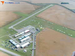 Aerial photo of 1D6 (Hector Municipal Airport)