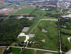 Aerial photo of 0N0 (Roosterville Airport)