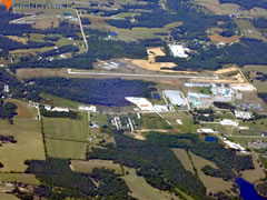 Aerial photo of 1H3 (State Technical College of Missouri Airport)