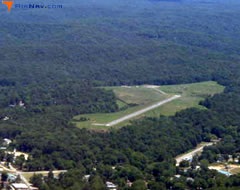 Aerial photo of MO5 (Bollinger-Crass Memorial Airport)