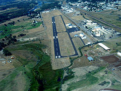 Aerial photo of 6S3 (Woltermann Memorial Airport)