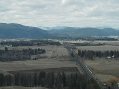 Aerial photo of 58S (Whitefish Airport)