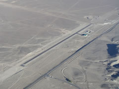 Aerial photo of N58 (Tiger Field Airport)